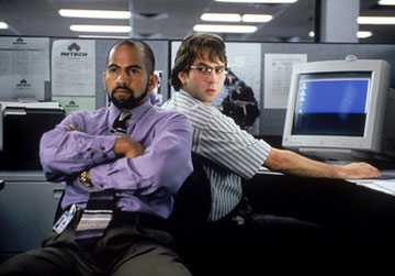 Office Space - Samir and Michael