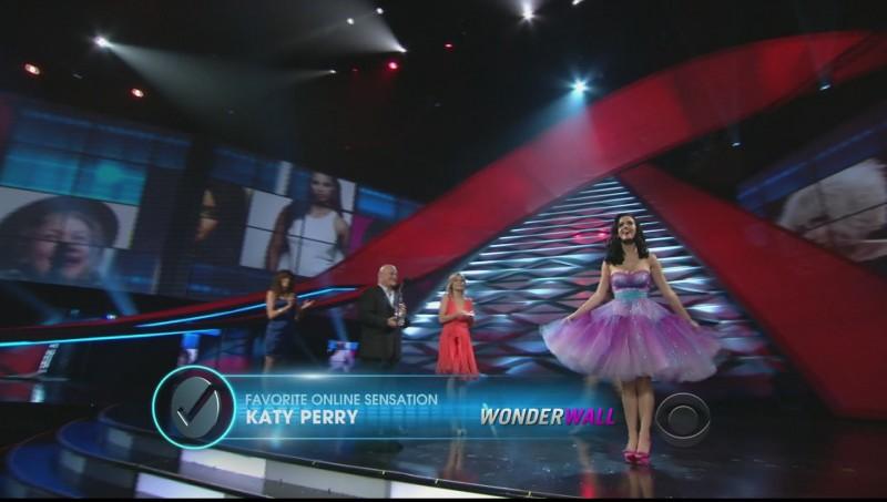 Katy Perry - Wonderwall