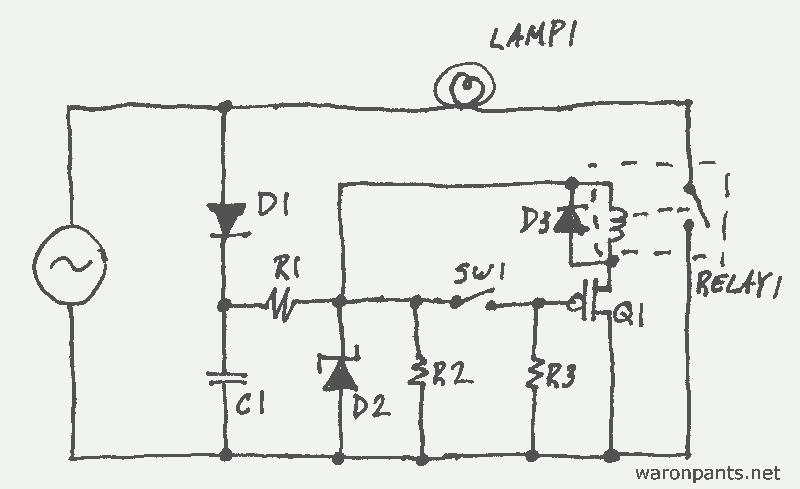 Door Light Schematic 2