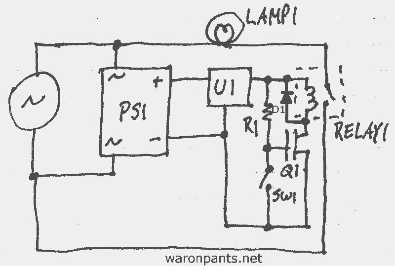 Door Light Schematic 4