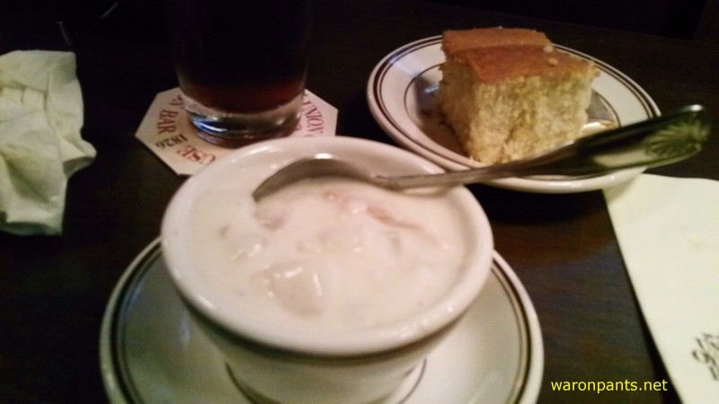 Boston Chowder