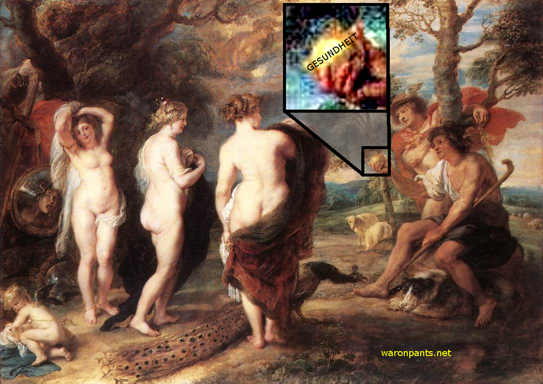 Judgement of Paris - Gesundheit