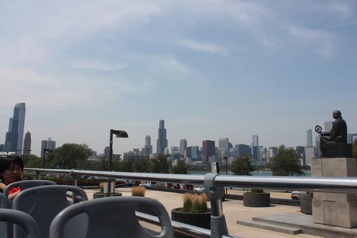 Chicago Bus Tour - 17
