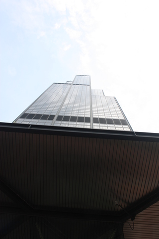 Chicago Willis Tower - 01