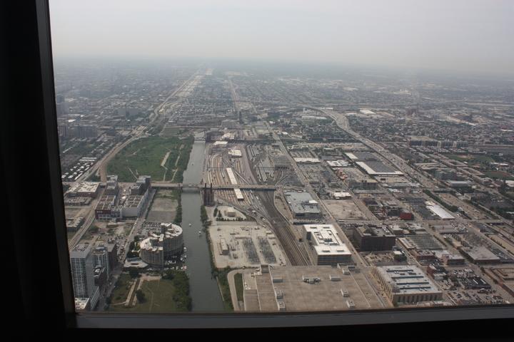 Chicago Willis Tower - 02