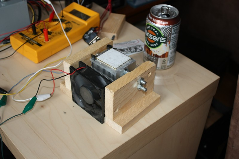 Heat Sink Mount