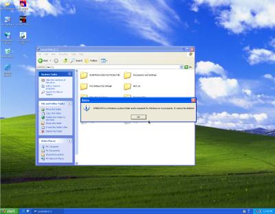 Nuking Windows 3