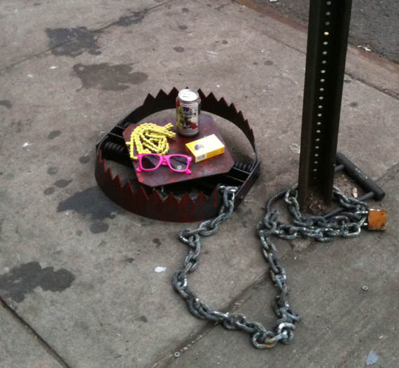 NYC Hipster Trap