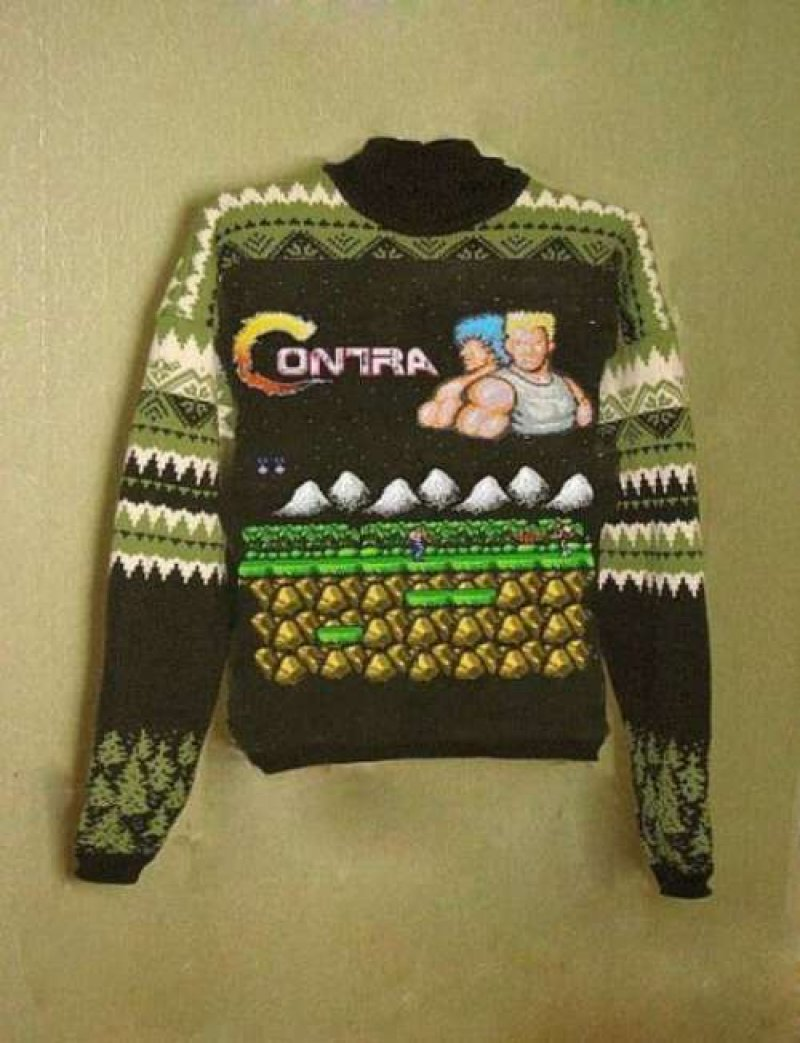 Contra Sweater