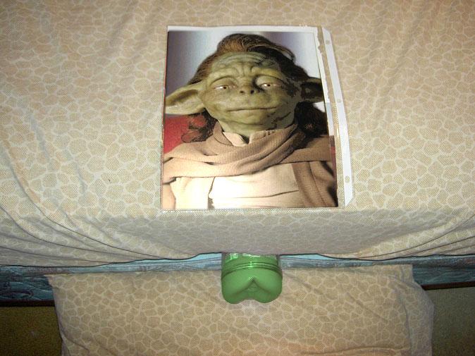Yoda Fleshlight