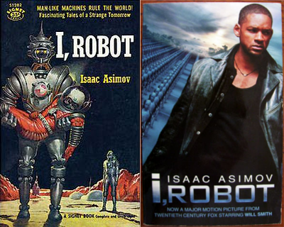 I Robot Covers