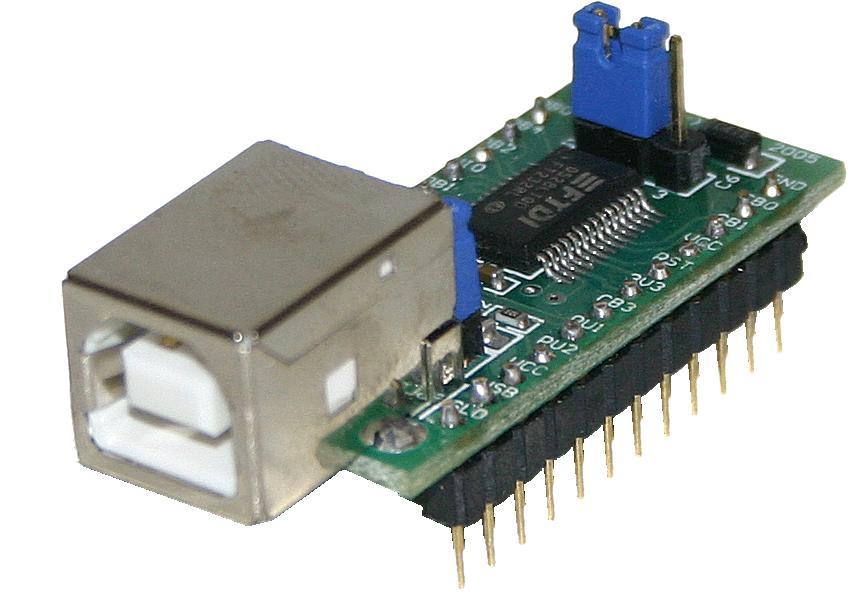 FTDI UM232R Module