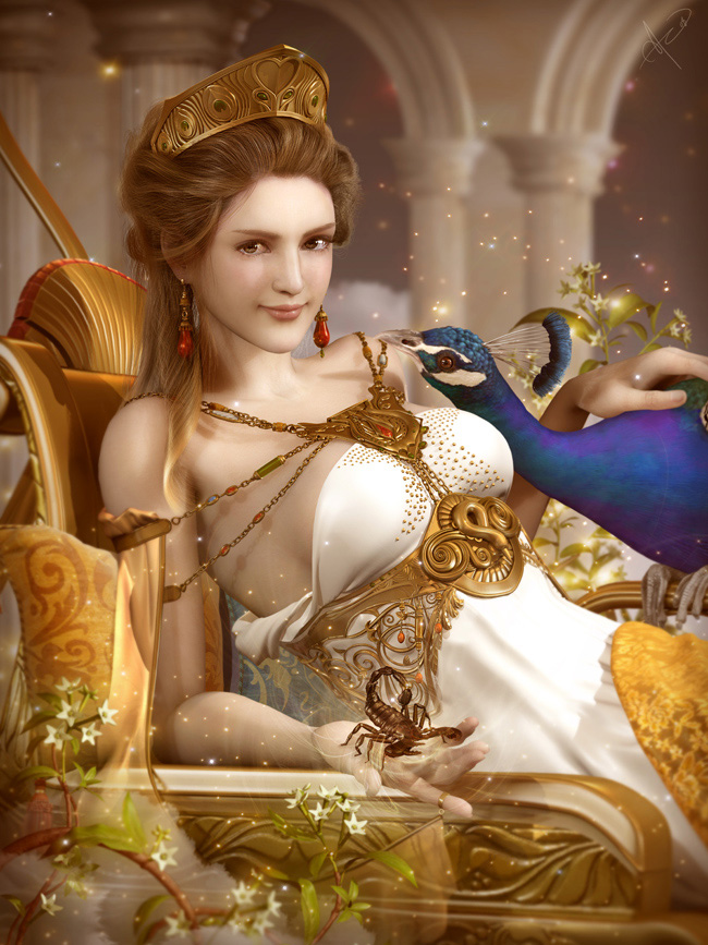 Hera Goddess of Marriage
