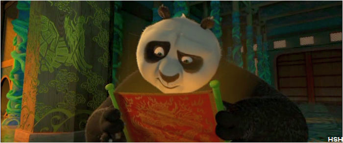 Kung Fu Panda - Scroll of the Dragon