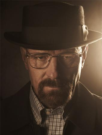 Walter White/Heisenberg of Breaking Bad