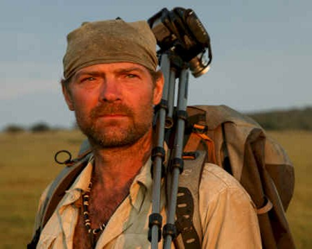 Les Stroud of Survivorman