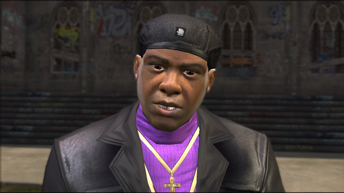 Saint's Row Julius