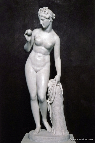 Aphrodite by Bertel Thorvaldsen