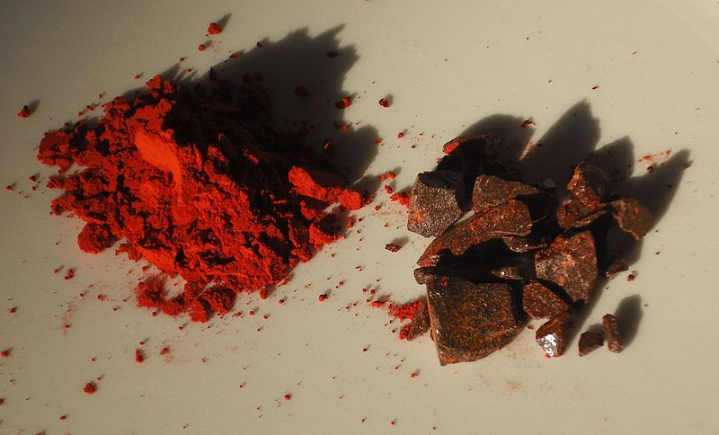Dragon's Blood Powdered Resin