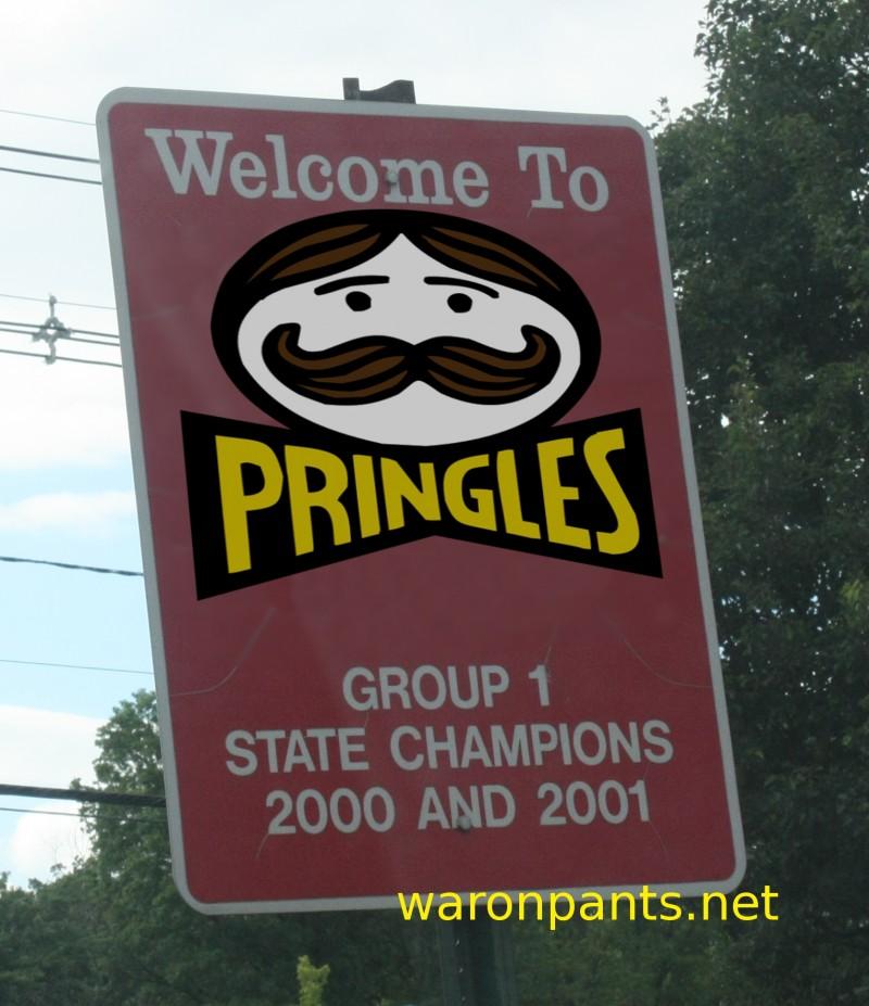 Emerson - Pringles Face