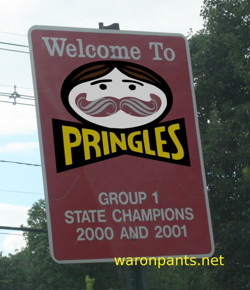Emerson - Pringles without Moustache