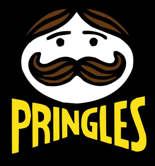 Old Pringles Logo
