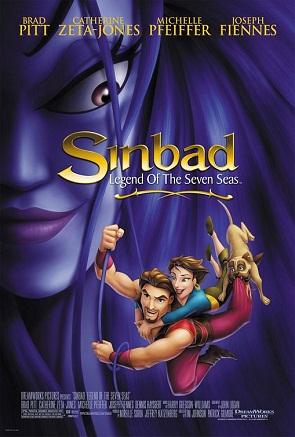 Dreamwork Sinbad Poster