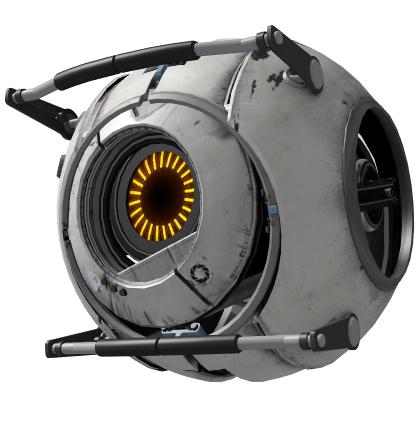 Portal 2 Space Core