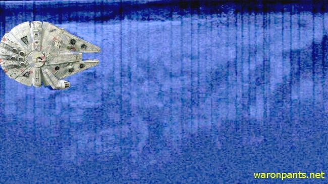 Swede UFO - Millennium Falcon