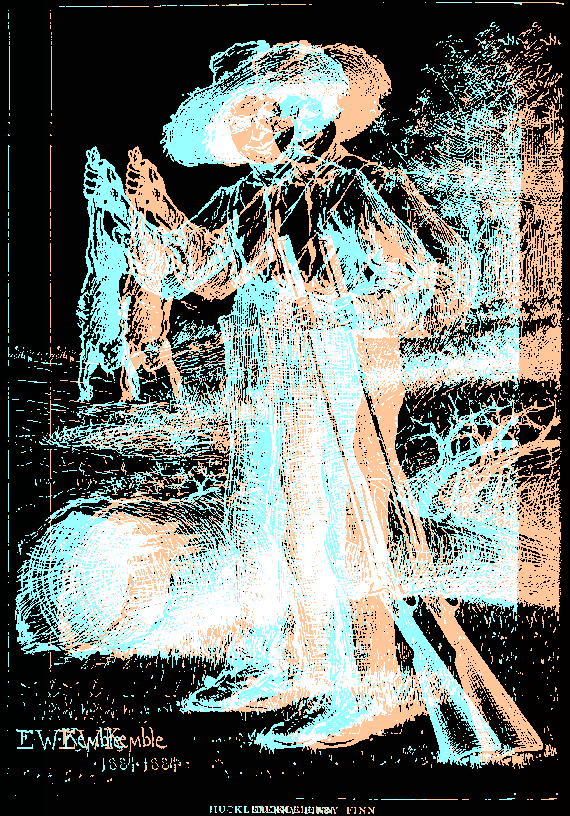Huck Finn 3D