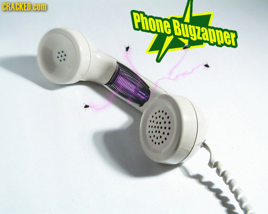 Phone Bug Zapper