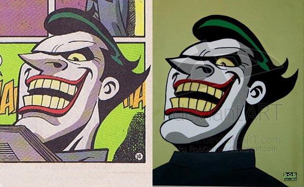 Joker - Templeton vs Granito