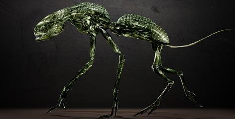 New V Alien