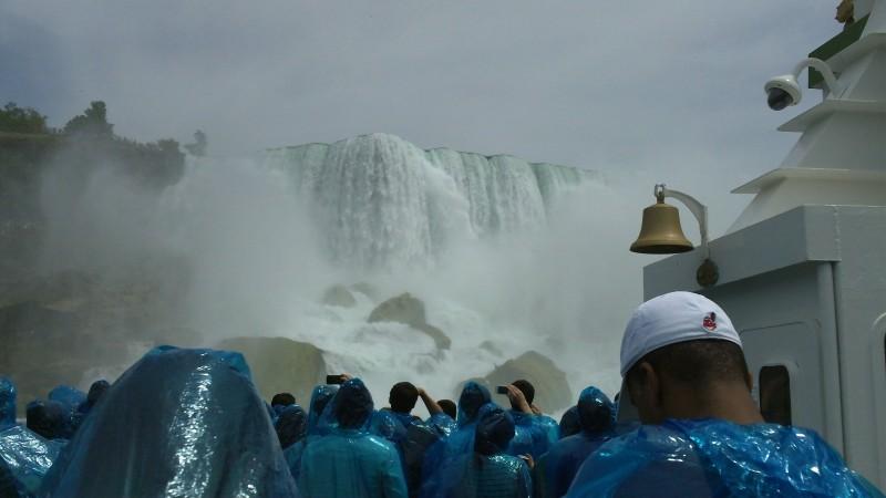 American Falls Close Up