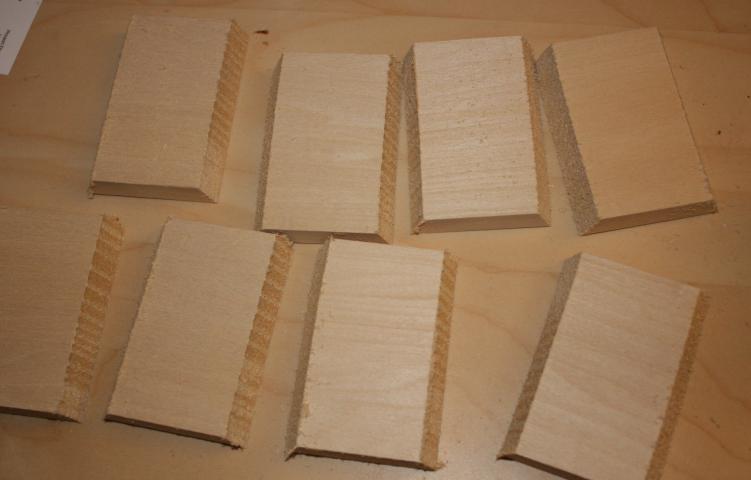 Wooden Cupcake Box 1 - 5