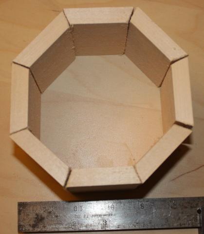 Wooden Cupcake Box 1 - 6