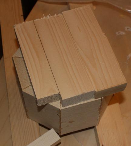 Wooden Cupcake Box 3 - 1