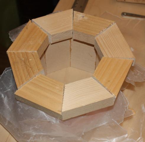 Wooden Cupcake Box 3 - 3