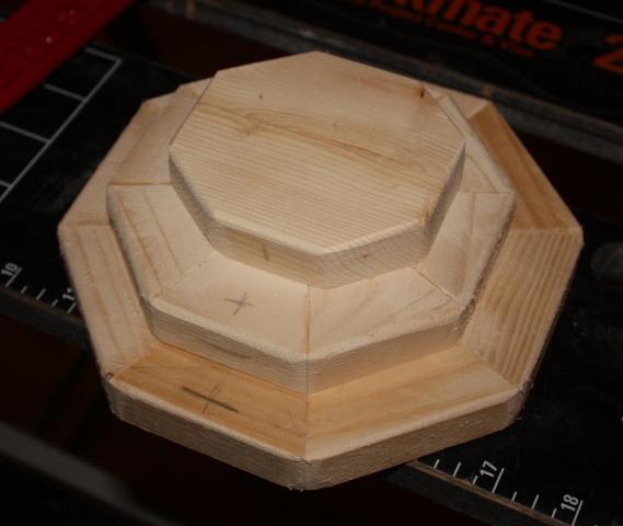 Wooden Cupcake Box 3 - 7