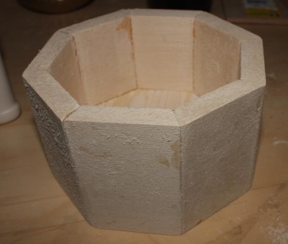 Wooden Cupcake Box 4 - 1