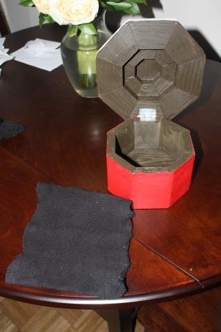 Wooden Cupcake Box 4 - 10