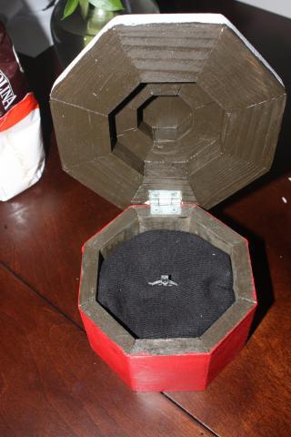 Wooden Cupcake Box 4 - 11