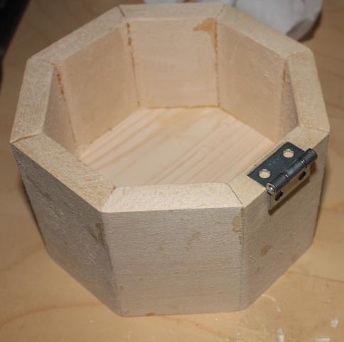 Wooden Cupcake Box 4 - 2