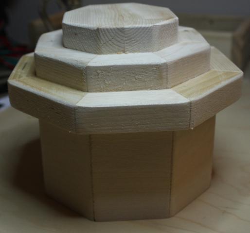 Wooden Cupcake Box 4 - 3