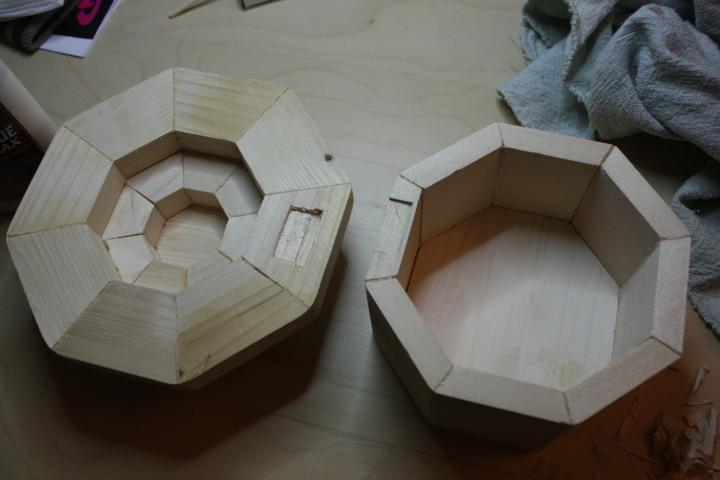Wooden Cupcake Box 4 - 4