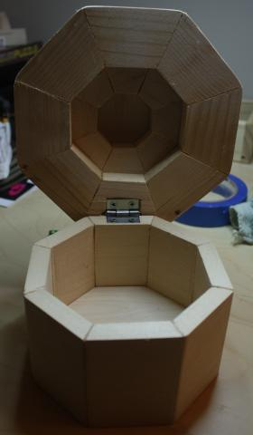 Wooden Cupcake Box 4 - 5
