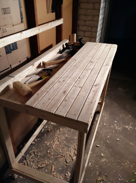 Final Workbench