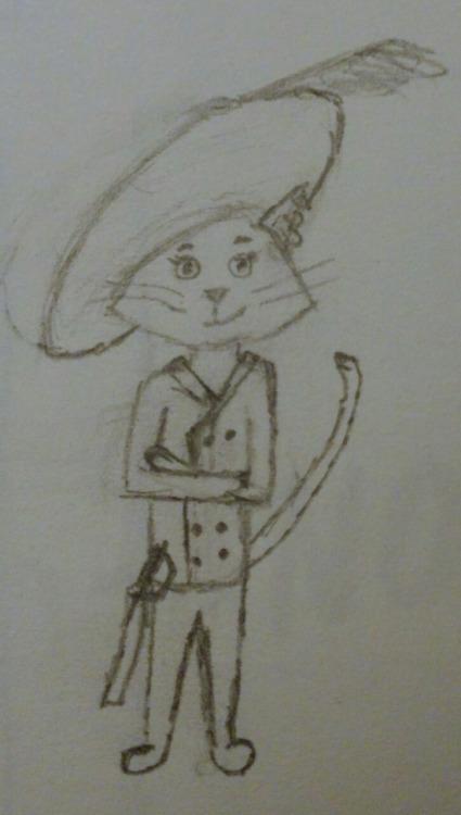 Pirate Cat Captain